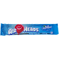 American Airheads Blue Raspberry Candy Bar