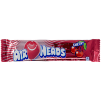 American Airheads Cherry Candy Bar