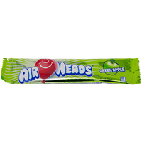 American Airheads Green Apple Candy Bar