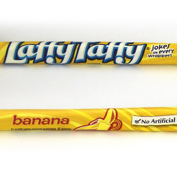 American Retro Laffy Taffy Rope Sweet - Banana