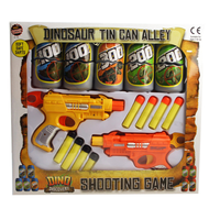 Tin Can Alley Shooting Game