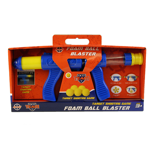 SWAT Team Foam Blaster Gun