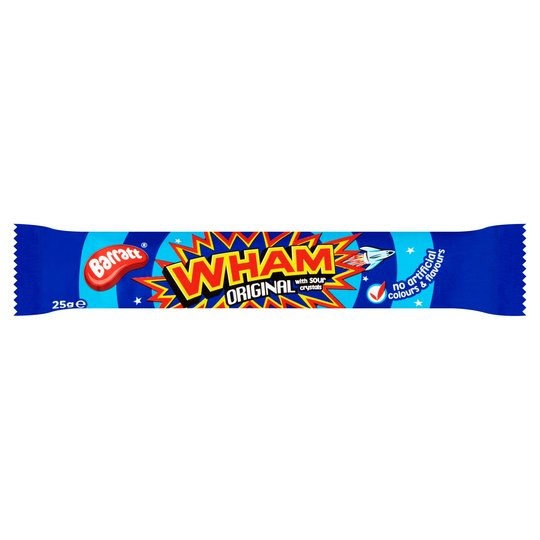 Retro Sweet Wham Bar