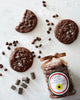 CiCi's Italian Double Chocolate Espresso Cookies