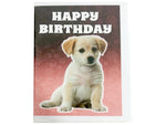 Birthday Card Collection - Puppy Collection No. 12