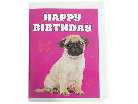 Birthday Card Collection - Puppy Collection No. 14
