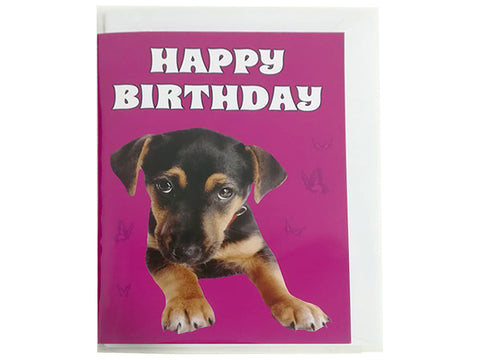 Birthday Card Collection - Puppy Collection No. 15