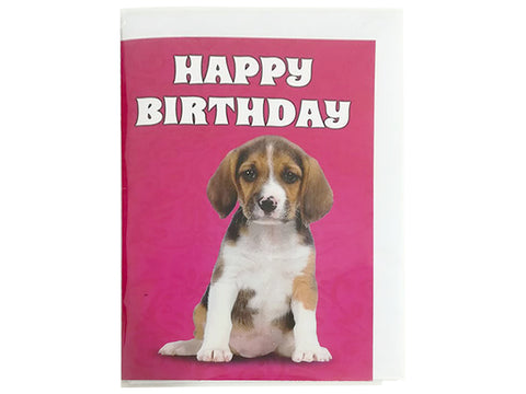 Birthday Card Collection - Puppy Collection No. 1