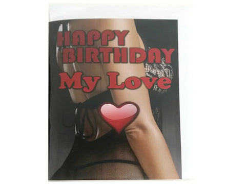Birthday Card Collection - Adult Cards (for men) No. 1