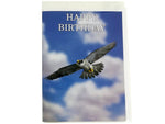 Birthday Card Collection - No. 30 Peregrine Falcon