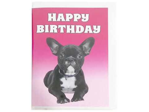 Birthday Card Collection - Puppy Collection No. 4