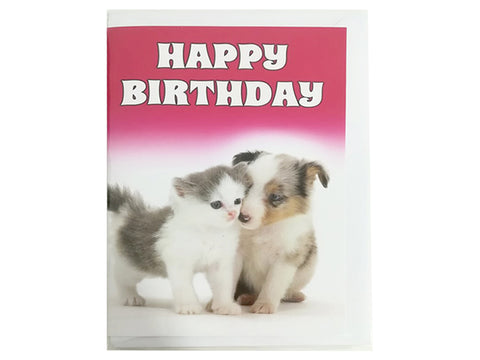 Birthday Card Collection - Puppy Collection No. 5