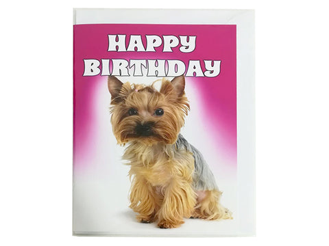 Birthday Card Collection - Puppy Collection No. 7