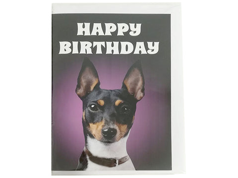 Birthday Card Collection - Puppy Collection No. 8