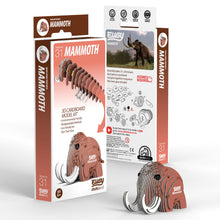 Load image into Gallery viewer, Eugy Mammoth 3D Puzzle — Educational Toy for Boys and Girls, 28 PIece Puzzle