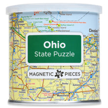 Load image into Gallery viewer, 100 Piece Magnetic Puzzle - Ohio