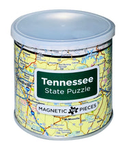 Load image into Gallery viewer, 100 Piece Magnetic Puzzle - Tennessee