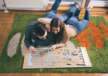 Load image into Gallery viewer, 1000 pc jigsaw puzzle - Chicago Metropuzzle