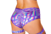 Load image into Gallery viewer, Circle Of Life Cutout Shorts, Shorts, Roma Costume, Need 2 Rave