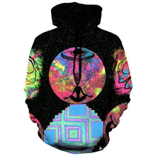 Load image into Gallery viewer, Set 4 Lyfe / JG Creationz - ABDUCTION HOODIE - Clothing Brand - Pullover Hoodie - SET4LYFE Apparel