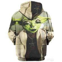 Load image into Gallery viewer, Set 4 Lyfe / Yoduh - DAZZLE YODUH HOODIE - Clothing Brand - Pullover Hoodie - SET4LYFE Apparel
