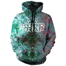 Load image into Gallery viewer, Set 4 Lyfe / Hybrid Trap - HYBRID TRAP HOODIE - Clothing Brand - Pullover Hoodie - SET4LYFE Apparel