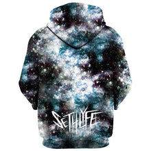 Load image into Gallery viewer, Set 4 Lyfe / Mattaio - YUNG NEBULA HOODIE - Clothing Brand - Pullover Hoodie - SET4LYFE Apparel