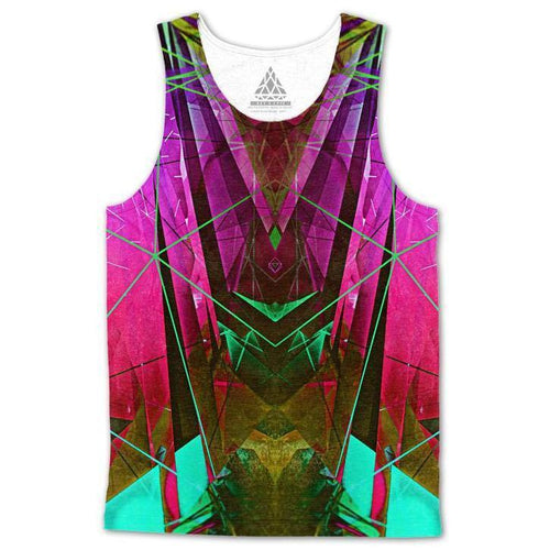 Set 4 Lyfe / Raining Brains - INVENT NEW COLORS TANKTOP - Clothing Brand - Premium Tanktop - SET4LYFE Apparel