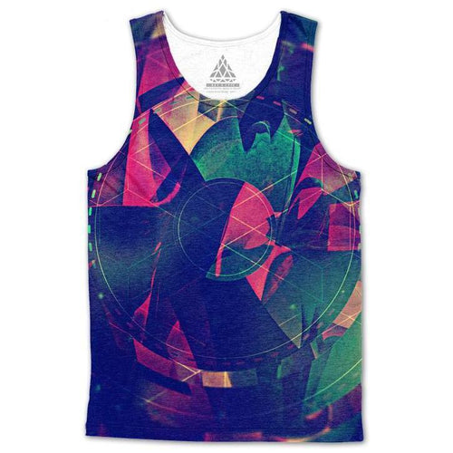 Set 4 Lyfe / Raining Brains - KAIROS TANKTOP - Clothing Brand - Premium Tanktop - SET4LYFE Apparel