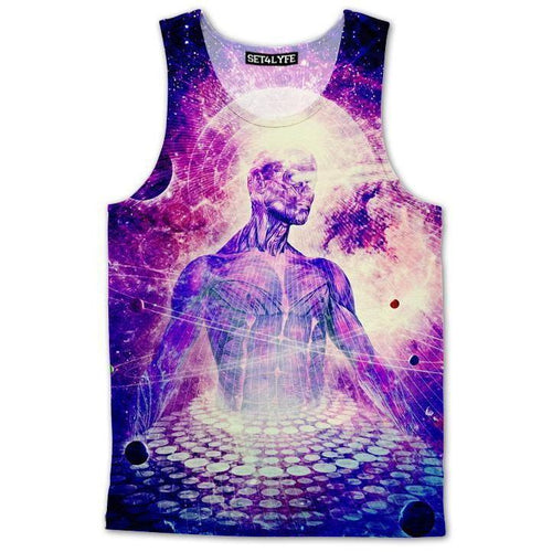 Set 4 Lyfe / Raining Brains - ARCHITECT TANKTOP - Clothing Brand - Premium Tanktop - SET4LYFE Apparel