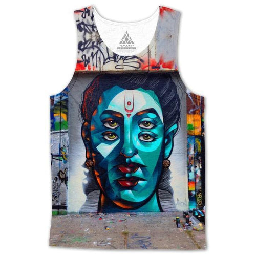 Set 4 Lyfe / ?†nioka - BACK ALLEY TANKTOP - Clothing Brand - Premium Tanktop - SET4LYFE Apparel