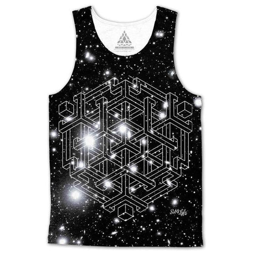 Set 4 Lyfe - BLACK-HOLE TANKTOP - Clothing Brand - Premium Tanktop - SET4LYFE Apparel