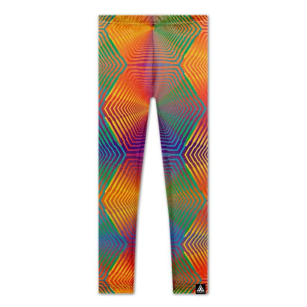 Set 4 Lyfe / Rooz Kashani - DIGATRON LEGGINGS - Clothing Brand - Leggings - SET4LYFE Apparel
