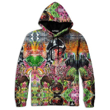 Load image into Gallery viewer, Set 4 Lyfe - JIGSAW HOODIE - Clothing Brand - Pullover Hoodie - SET4LYFE Apparel
