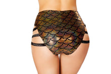Load image into Gallery viewer, High-Waisted Side Strapped Shorts, Shorts, Roma Costume, Need 2 Rave