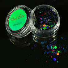 Load image into Gallery viewer, B&W Glitter Flakes Set, , Shenzen Top Focus Industrial, Need 2 Rave