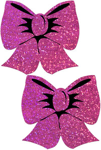 Glittering Bow Pasties, , Need 2 Rave, Need 2 Rave