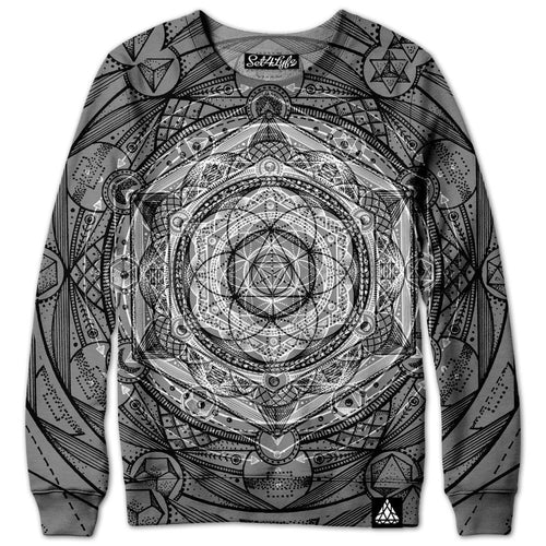 Set 4 Lyfe / Glenn Thomson - ESOTERIC DREAM SWEATSHIRT - Clothing Brand - Premium Sweatshirt - SET4LYFE Apparel