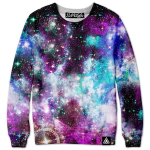 Set 4 Lyfe / Mattaio - GALACTIC CRUSH SWEATSHIRT - Clothing Brand - Premium Sweatshirt - SET4LYFE Apparel