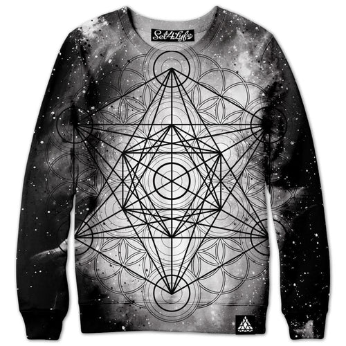 Set 4 Lyfe - METATRONIC SWEATSHIRT - Clothing Brand - Premium Sweatshirt - SET4LYFE Apparel