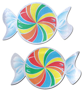 Rainbow Peppermint Pasties