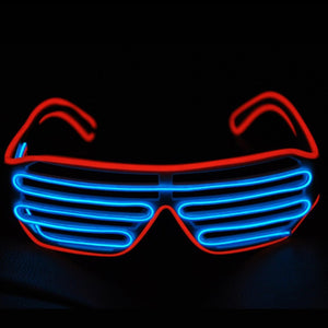 Feel The Music LED Glasses, , Need 2 Rave, Need 2 Rave