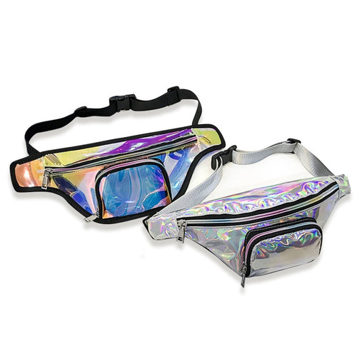 Double Pocket Fanny Pack, , Need 2 Rave, Need 2 Rave