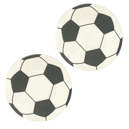 Soccer Ball Pasties