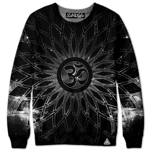 Set 4 Lyfe / Rooz Kashani - SACRED SWEATSHIRT - Clothing Brand - Premium Sweatshirt - SET4LYFE Apparel