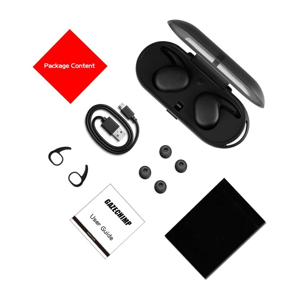 Wireless Bluetooth Waterproof Earbuds