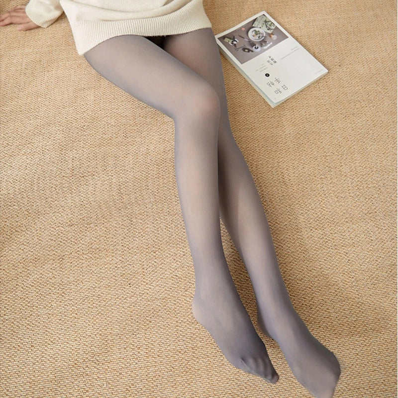 FAKE TRANSLUCENT WARM FLEECE PANTYHOSE (BUY 2 GET FREE SHIPPING)