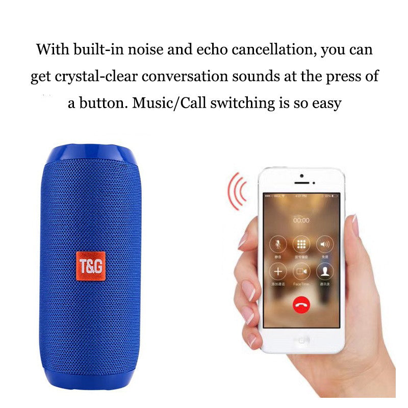 (Christmas Discount) Powerful Bluetooth Speaker