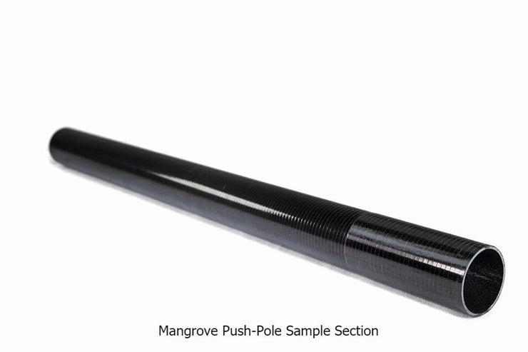 Mangrove Multi-Section Carbon Fiber Push-pole (10ft to 21ft)