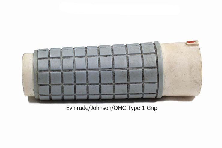 TillerPillar: a Carbon Fiber Tiller Extension for Evinrude/Johnson/OMC (older) Motors Type 1